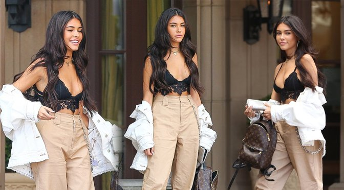 Madison Beer – Candids in Beverly Hills