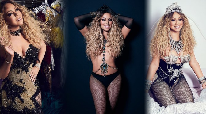 Mariah Carey – Paper Magazine Photoshoot
