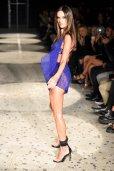 Alessandra Ambrosio Catwalk