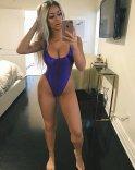 Aubrey O'day Sexy Boobs