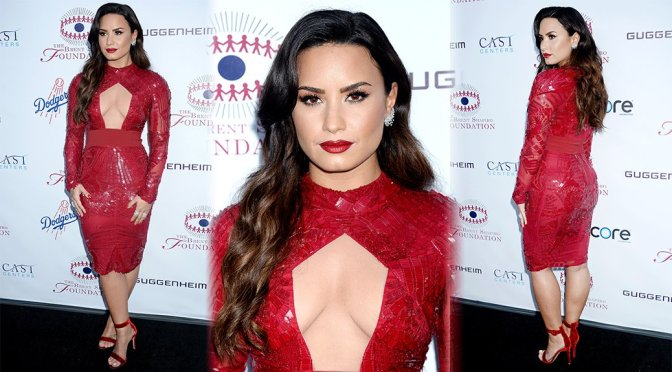Demi Lovato – The Summer Spectacular in Beverly Hills