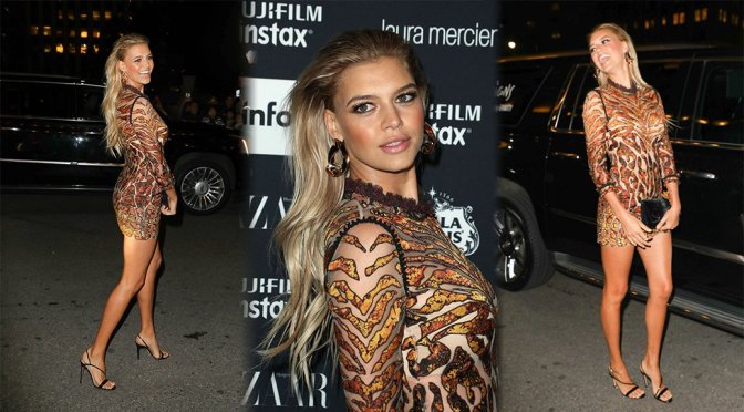 """Kelly Rohrbach – Harper's Bazaar """"ICONS By Carine Roitfeld"""" Event in New York"""