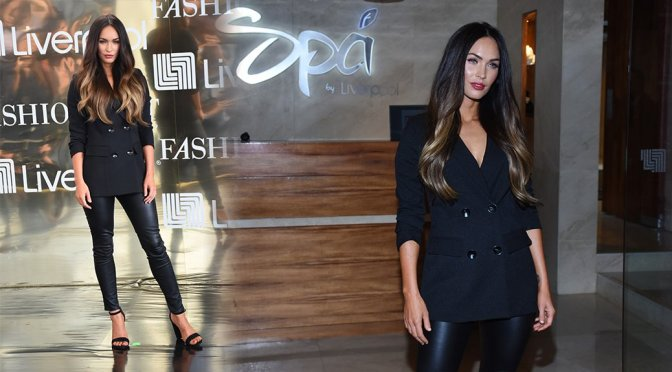 Megan Fox – Liverpool Fashion Fest in Mexico City