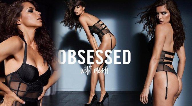 Adriana Lima – Victoria's Secret Obsessed 2017