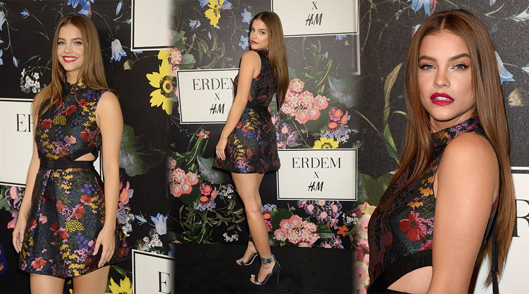 Barbara Palvin - H&M x ERDEM Party in Los Angeles