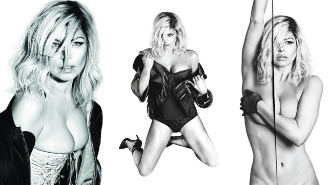 "Fergie – ""Double Dutchess"" Album Photoshoot"