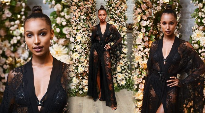 Jasmine Tookes – John Hardy And Vanity Fair Celebrate Legends in New York