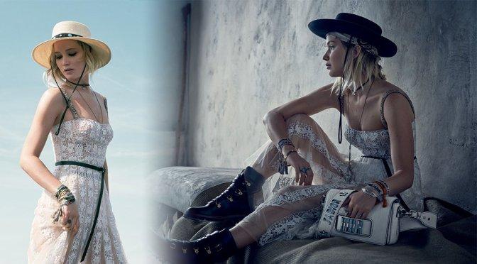 Jennifer Lawrence – Dior Cruise 2018 Campaign