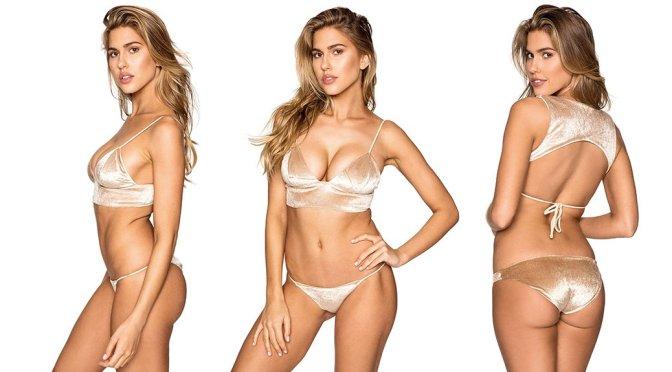 "Kara Del Toro – ""Frankies"" Bikini Photoshoot"