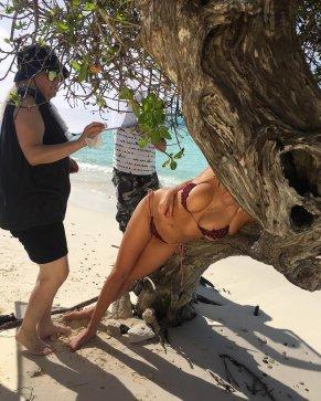 Kate Upton Boobs Si Photoshoot