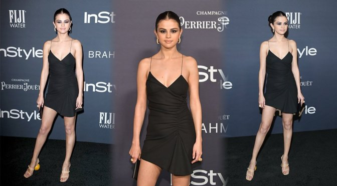Selena Gomez – 3rd Annual InStyle Awards in Los Angeles