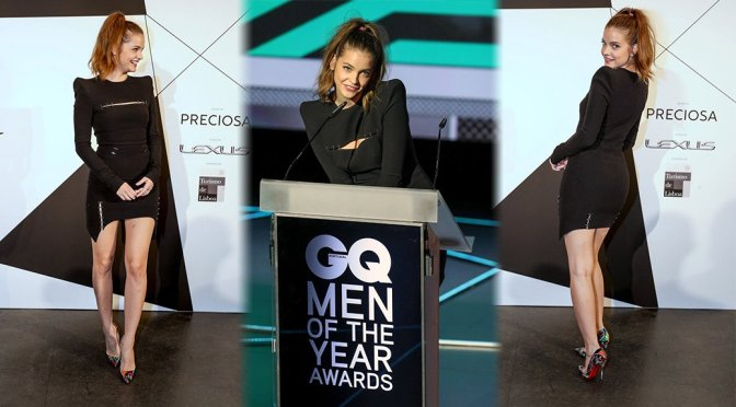 Barbara Palvin – GQ Men Of The Year Awards in Lisbon