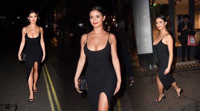 "Demi Rose – ""Nasty Girl"" Launch in London"