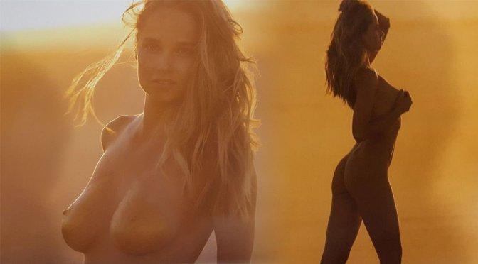 Genevieve Morton – 2018 Calendar Nude Photoshoot by Tyler Kandel (LQ) (NSFW)