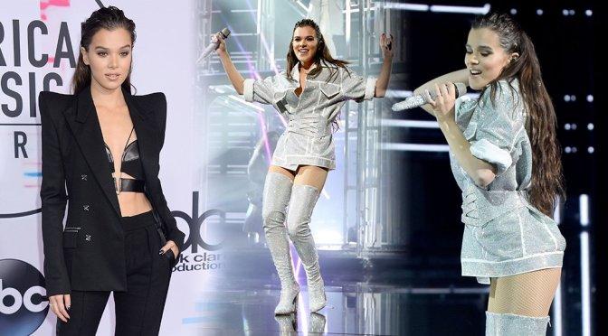 Hailee Steinfeld – American Music Awards in Los Angeles