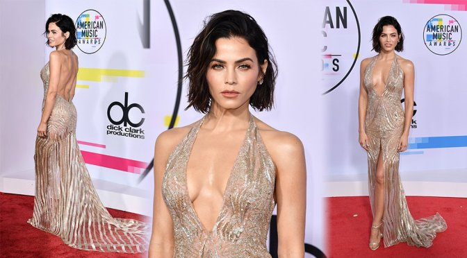 Jenna Dewan Tatum – American Music Awards in Los Angeles