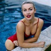 Julianne Hough Swimsuit Boobs
