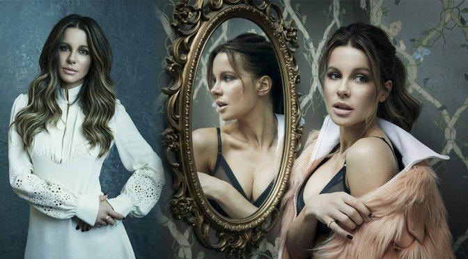 Kate Beckinsale – Glass Magazine Photoshoot (Autumn 2017)
