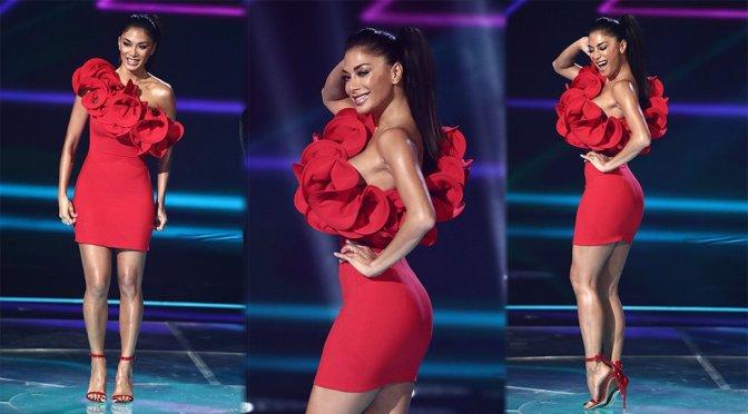 Nicole Scherzinger on X Factor in London