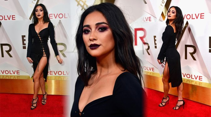 Shay Mitchell – #REVOLVEawards in Hollywood