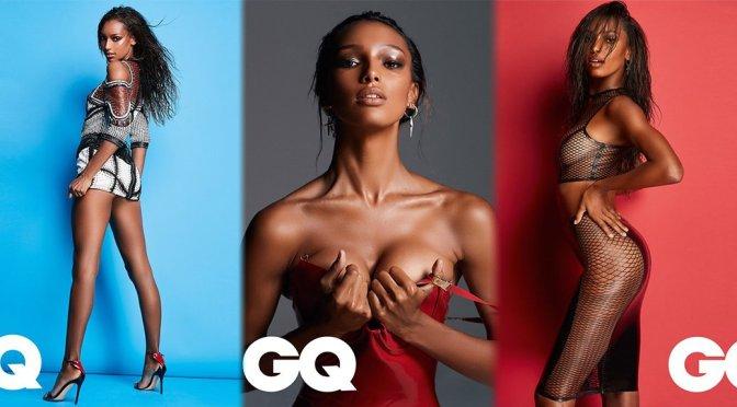 Jasmine Tookes – GQ South Africa Magazine (January 2018)