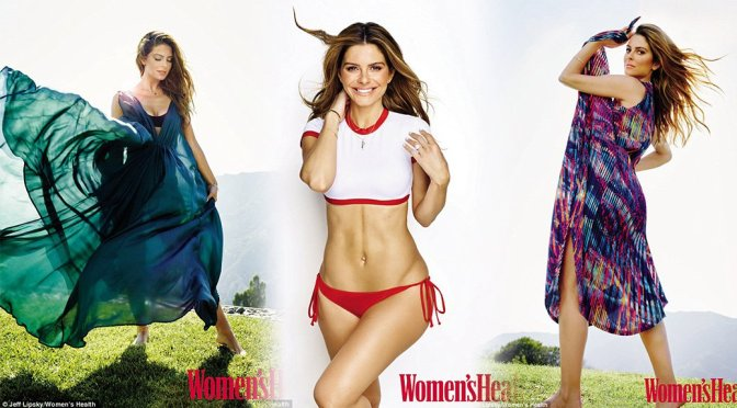 Maria Menounos – Health Magazine Photoshoot (January/February 2018)