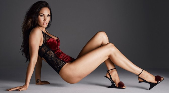 Megan Fox – Esquire Magazine Photoshoot