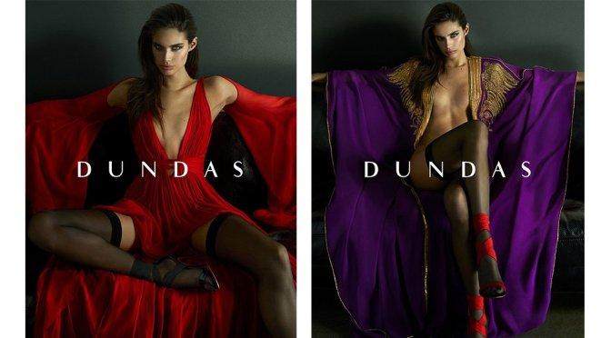Sara Sampaio – Dundas Resort 2018 Campaign
