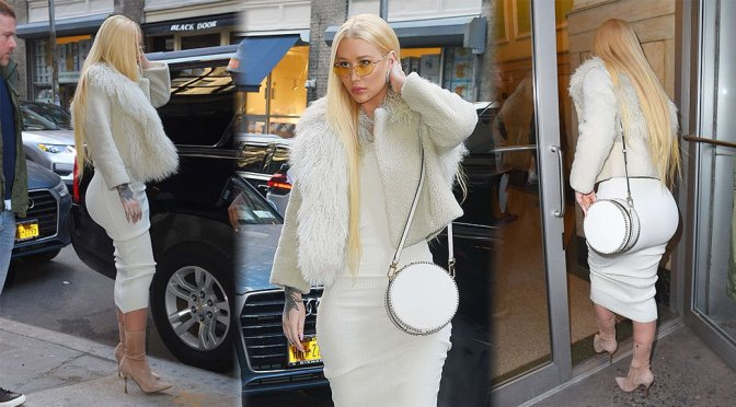 Iggy Azalea – Candids in New York