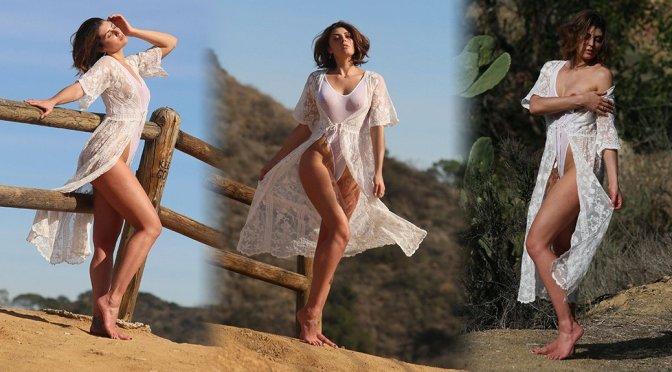 Aurelie Malta – 138 Water Photoshoot in Hollywood