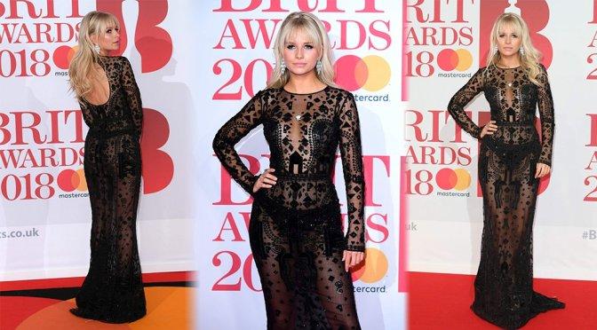 Lottie Moss – 38th Brit Awards in London