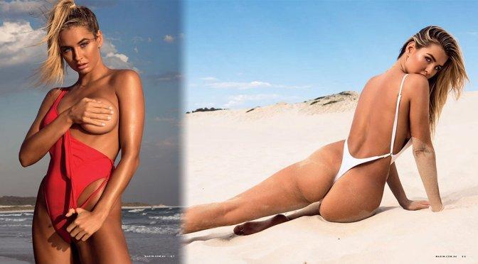 Madison Edwards – Maxim Australia Magazine (March 2018)