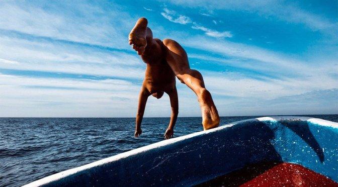 Marisa Papen – Naked Photoshoot by Ben Horton (NSFW)