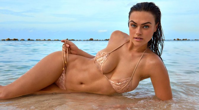 Myla Dalbesio – Sports Illustrated Swimsuit Issue 2018
