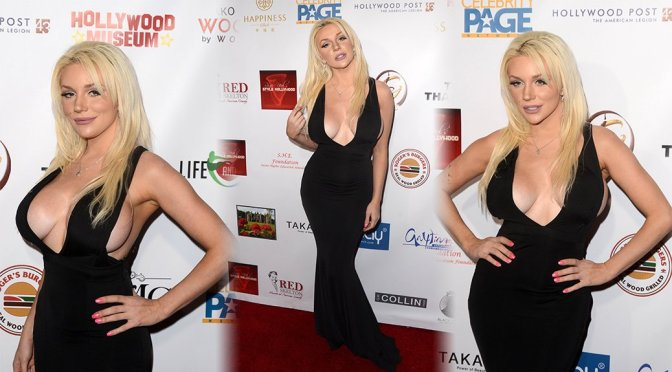 Courtney Stodden – Oscar Viewing Dinner in Hollywood
