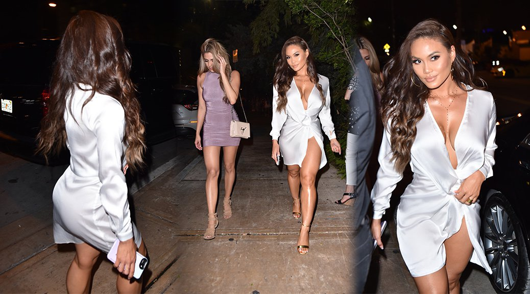 Daphne Joy - Candids in Miami