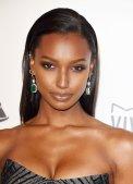 Jasmine Tookes looks beautiful at Oscar party