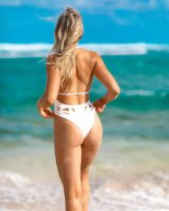 Katrina Bowden Swimwear Ass