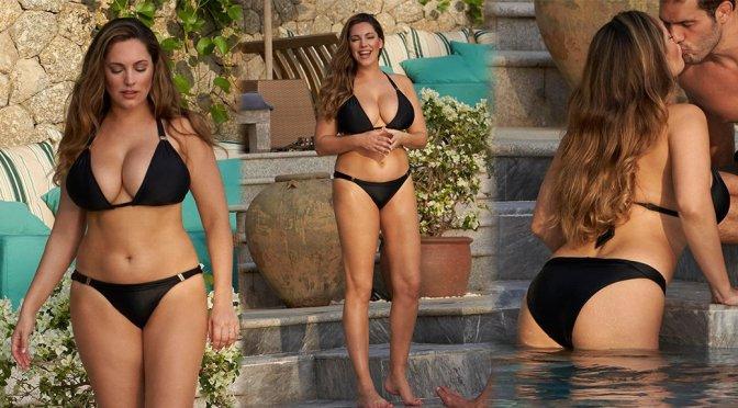 Kelly Brook Bikini