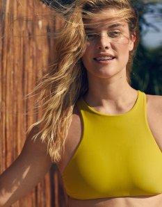 Nina Agdal Aerie Swimwear Photoshoot
