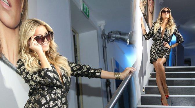"""Sylvie Meis – """"Sylvie Optics"""" Launch in Hamburg"""