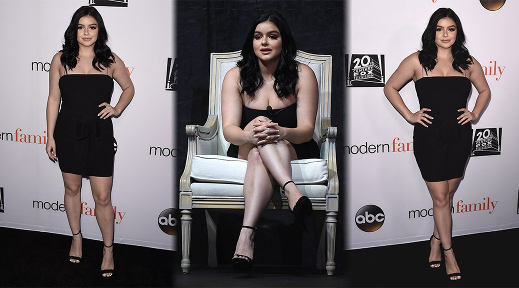 "Ariel Winter - ""Modern Family"" Event in Hollywood"