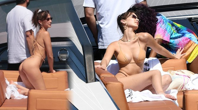 Bella Hadid Perfect Bikini Body