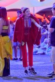 Bella Thorne Braless Coachella