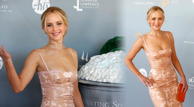 Jennifer Lawrence – 3rd Awards For the Arts in Louisville