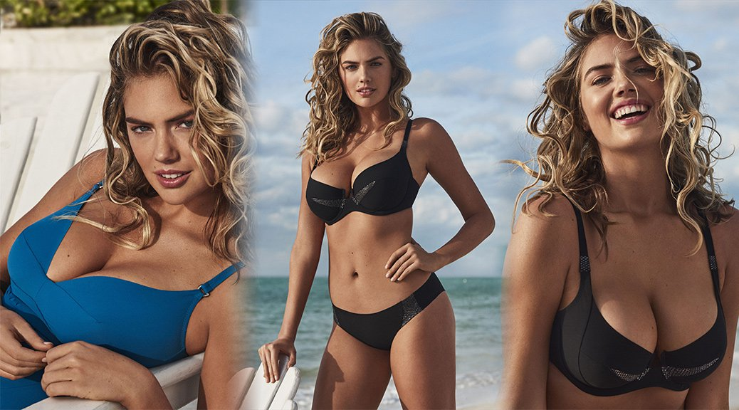 Kate Upton - Yamamay Swimwear Sculpt Collection