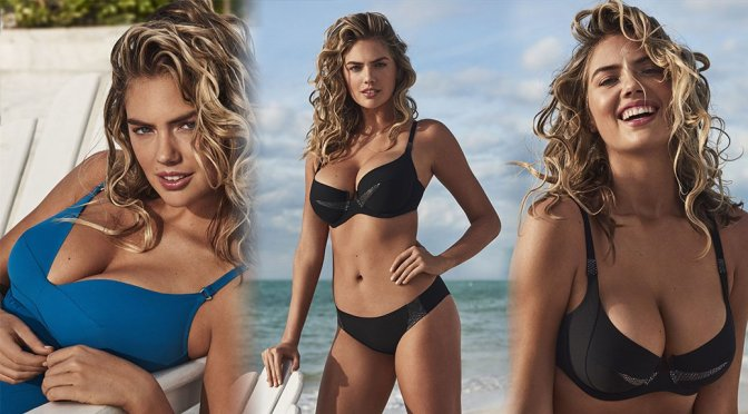 Kate Upton – Yamamay Swimwear Sculpt Collection
