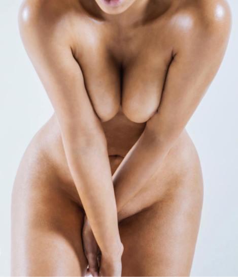 Kim K Naked Boobs Body