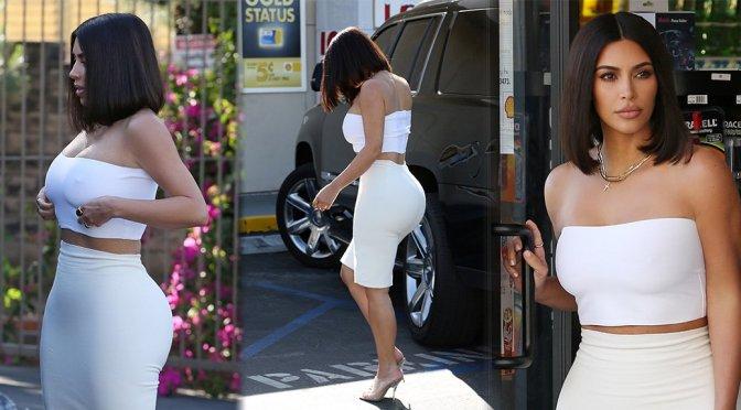 Kim Kardashian Boobs And Ass