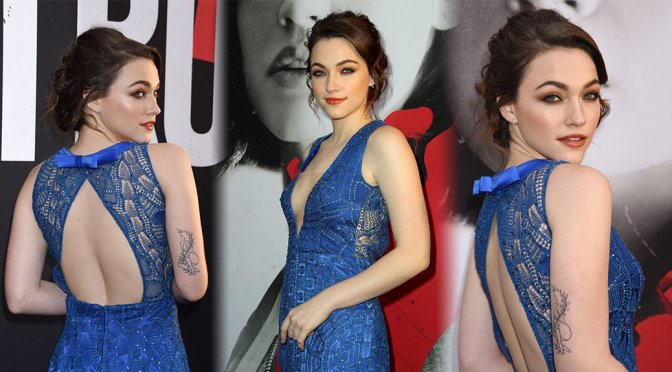 """Violett Beane – """"Blumhouse's Truth Or Dare"""" Premiere in Hollywood"""